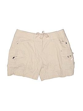 White House Black Market Cargo Shorts Size 0 SHORT