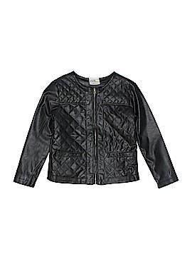 Genuine Baby From Osh Kosh Leather Jacket Size 5T
