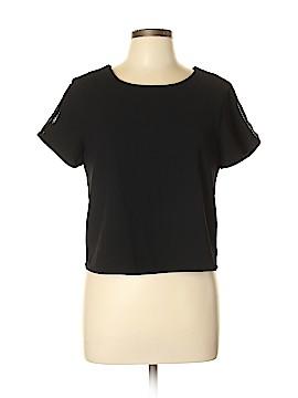 Sam Edelman Short Sleeve Blouse Size L