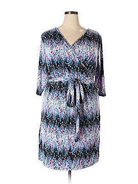 Christine Casual Dress Size 2X (Plus)
