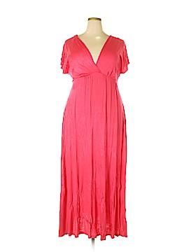 24/7 Comfort Apparel Casual Dress Size 3X (Plus)