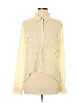Millau Long Sleeve Blouse Size M