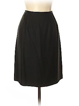 Amanda Smith Silk Skirt Size 12