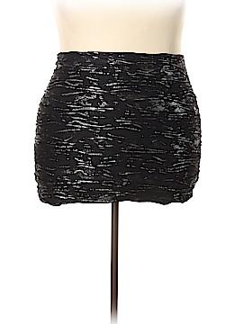 Brat Star Casual Skirt Size 3X (Plus)