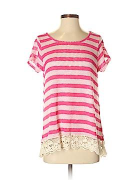 Kori America Short Sleeve Top Size S