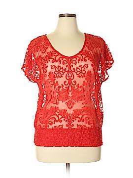 Ariat Short Sleeve Top Size XL