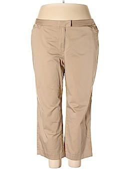 Liz Claiborne Khakis Size 22 (Plus)