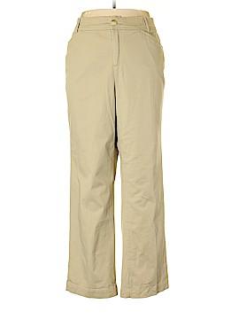 Intro Khakis Size 18 (Plus)