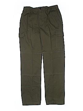 Lands' End Cargo Pants Size 16 (Husky)