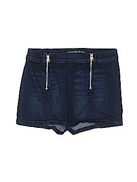 Express Design Studio Denim Shorts Size 4