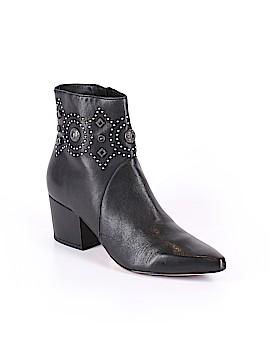 Sigerson Morrison Ankle Boots Size 10 1/2