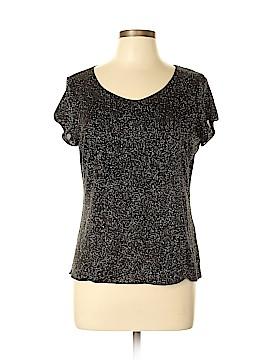 Armani Collezioni Short Sleeve Top Size 12