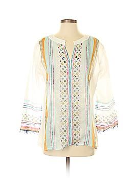 Subtle Luxury Long Sleeve Blouse Size S