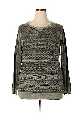 Ruff Hewn Sweatshirt Size 1X (Plus)