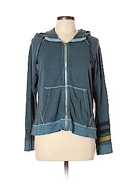 Sundry Zip Up Hoodie Size Lg (3)
