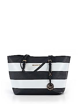 Michael Lauren Leather Shoulder Bag One Size
