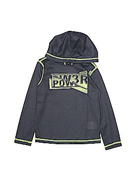 Reebok Pullover Hoodie Size 6