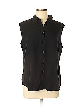 Uniqlo Sleeveless Blouse Size XL