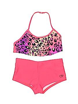 Op Two Piece Swimsuit Size 6 - 6X