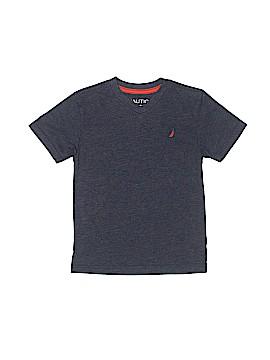 Nautica Short Sleeve T-Shirt Size 5 - 6