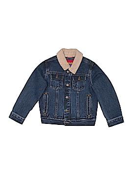 Talbots Kids Denim Jacket Size 5