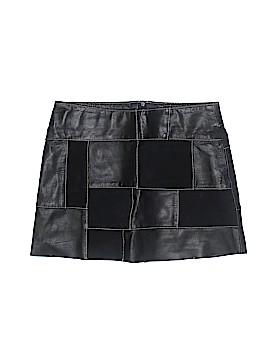 Dollhouse Leather Skirt Size M
