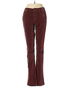 Joe's Jeans Velour Pants 29 Waist
