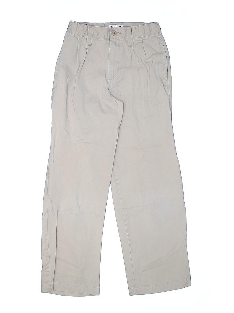 Old Navy Boys Khakis Size 12