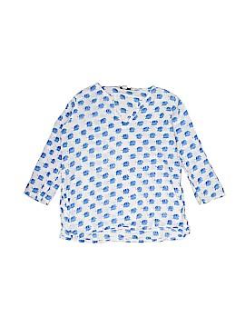 Roberta Roller Rabbit Long Sleeve Blouse Size 1