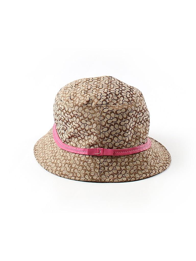 Coach Women Hat Size Lg - XL