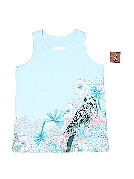 Tea Sleeveless T-Shirt Size 7