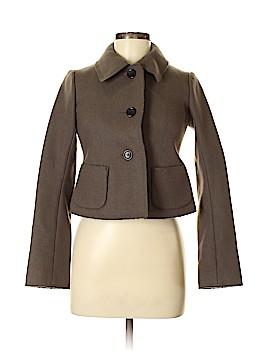 Uniqlo Wool Coat Size XS