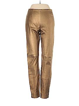Ralph Lauren Black Label Leather Pants Size 2