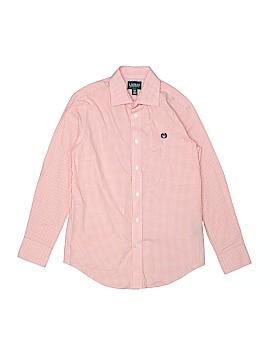 Lauren by Ralph Lauren Long Sleeve Button-Down Shirt Size 12