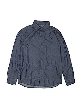 Company 81 Long Sleeve Button-Down Shirt Size 14 - 16