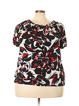 Studio 1940 Short Sleeve Top Size 22 - 24 (Plus)