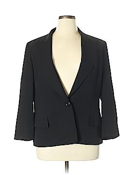 Dana Buchman Wool Blazer Size 16