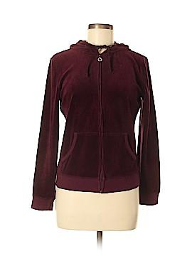 New York & Company Zip Up Hoodie Size M