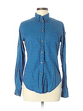 Jach's Girlfriend Long Sleeve Button-Down Shirt Size 6