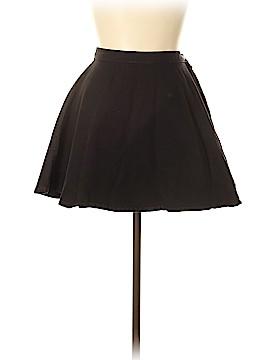 American Apparel Denim Skirt Size L