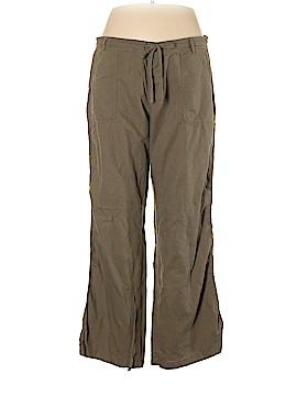 Gap Outlet Linen Pants Size 16