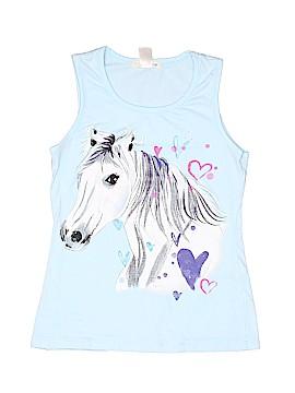 Self Esteem Sleeveless T-Shirt Size L (Kids)