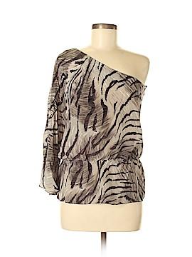 Drew 3/4 Sleeve Silk Top Size M