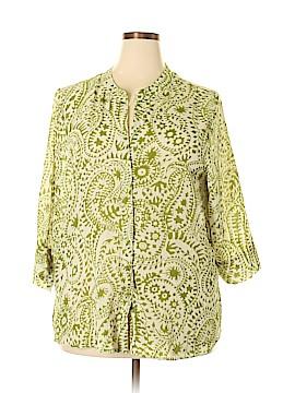 Uniform Short Sleeve Blouse Size 18 (Plus)