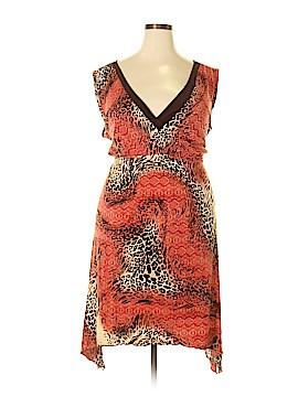 Fashion Bug Casual Dress Size 28 (Plus)