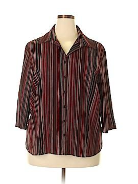 Covington Outlet 3/4 Sleeve Blouse Size 20 - 22 (Plus)