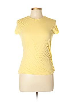 Donna Karan Signature Short Sleeve Top Size L