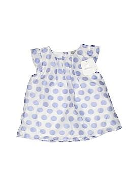 Absorba Short Sleeve Blouse Size 18 mo