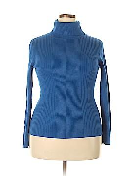 George Turtleneck Sweater Size 20 (Plus)