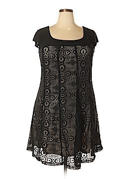 Karin Stevens Casual Dress Size 18 (Plus)